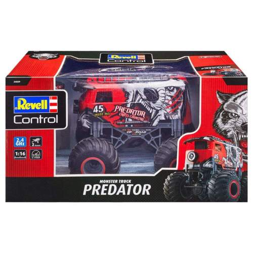 "Revell Rc Monster Truck ""Predator"""