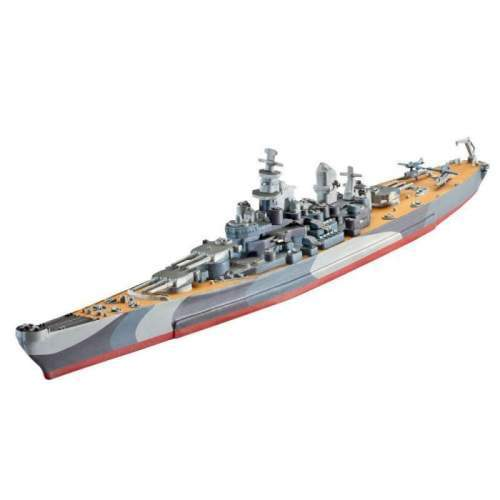 Revell Model Set Battleship U.S.S. Missouri (Wwii)