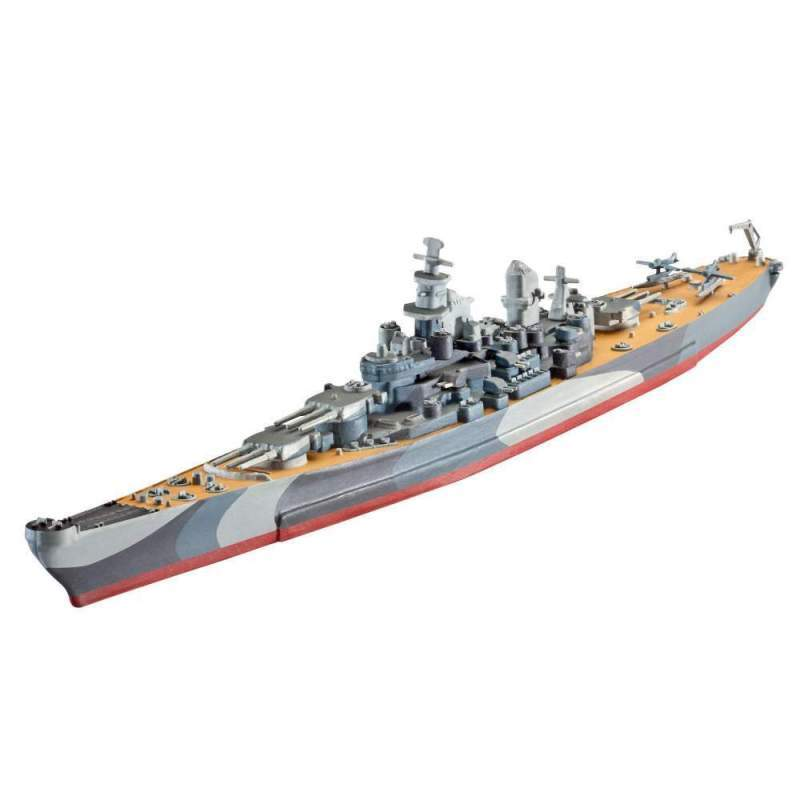 Revell Model Set Battleship U.S.S. Missouri (Wwii)
