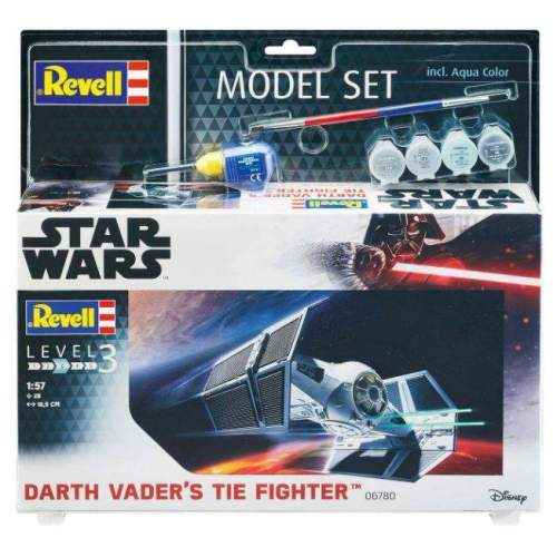 Revell Model Set Darth Vader'S Tie Fighter