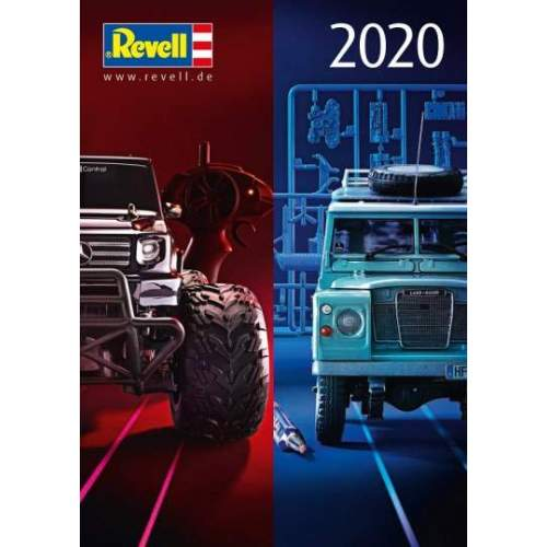 Revell Catalogue 2020 (De, Gb)
