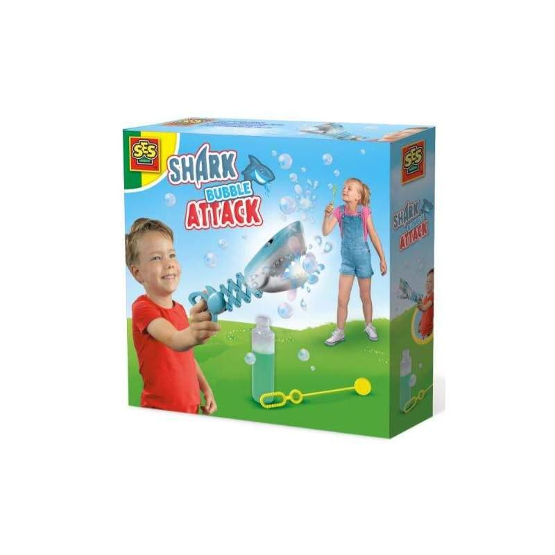 Ses Atacul Rechinului Cu Baloane De Sapun