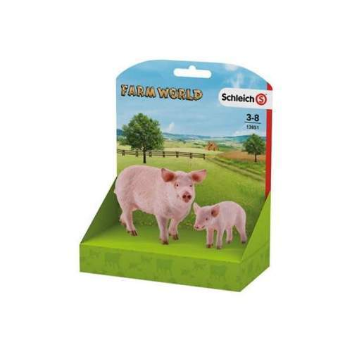Schleich Porc Si Purcelus (13851L)