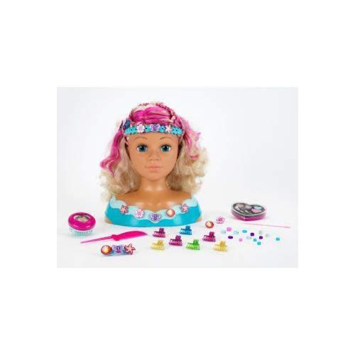 Klein Cap Mariella Make-Up & Hairstyling Princess Coralie