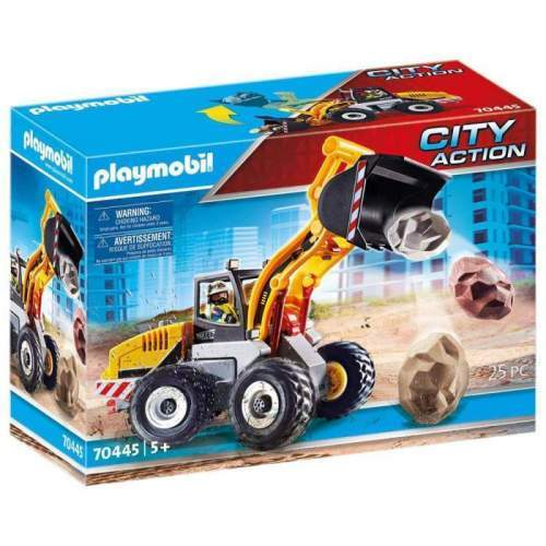 Set Playmobil Wild Life - Incarcator Frontal 70445