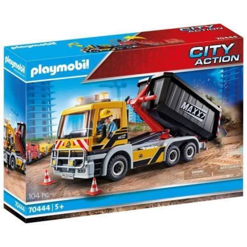 Set Playmobil Wild Life - Camion Cu Remorca Detasabila 70444