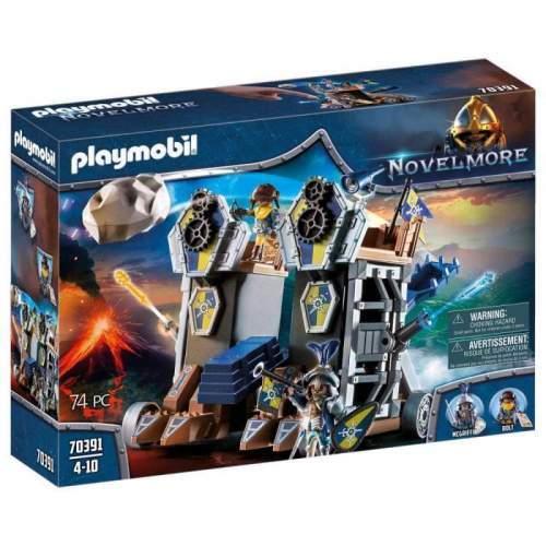 Set Playmobil Novelmore - Fortareata Novelmore Mobila 70391